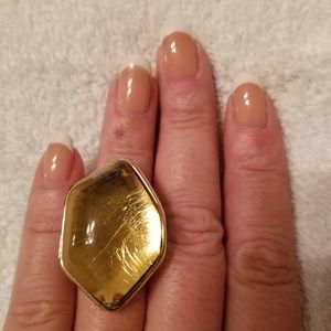 EUC Chico's Gem Ring